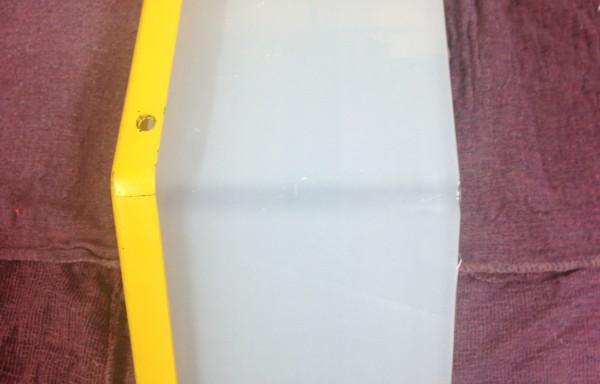Polycarbonate Chuck Guard Visor for Boxford Lathes